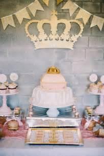 Royal Birthday Party Ideas