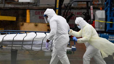 coronavirus deaths occurred earlier