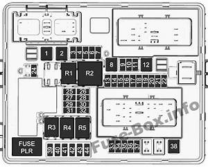 Fuse Box Diagram  U0026gt  Chevrolet Corvette  C7  2014