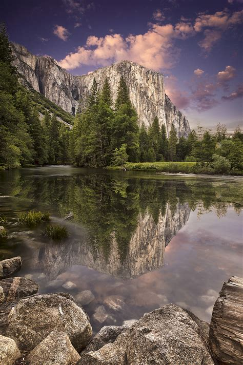30 Beautiful Landscape Reflection Photos Images ...
