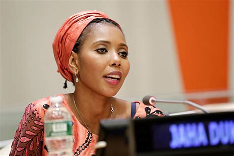 Jaha Dukureh's Fight To End Fgm Isn't Over