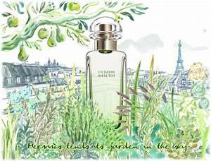 Un Jardin Sur Le Toit : hermes un jardin sur le toit fragrance review bois de jasmin ~ Preciouscoupons.com Idées de Décoration