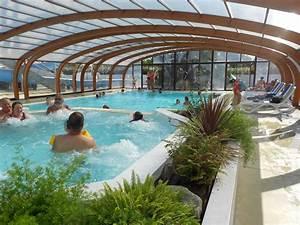 camping bretagne avec piscine couverte et parc aquatique With camping a vannes avec piscine couverte