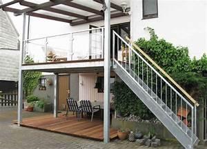 Balkon Nachträglich Anbauen : terassen schlosserei john ~ Lizthompson.info Haus und Dekorationen