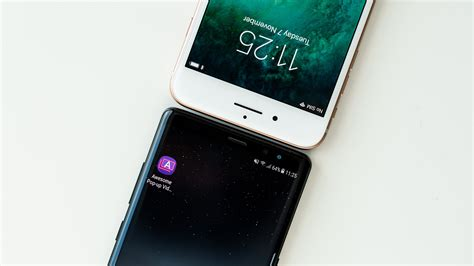 apple iphone 8 plus samsung galaxy note 8 escuelas rivales androidpit