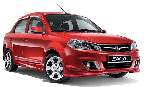 Proton Car : Proton Saga Executive Enhanced