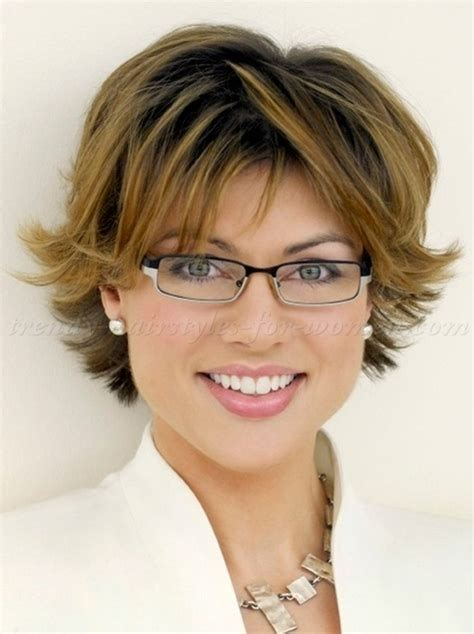 Hairstyles For 40 With Glasses by Image Result For Plus Size Hairstyles For