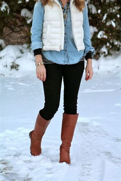 Stylish Ways to Wear Your Puffer Vest