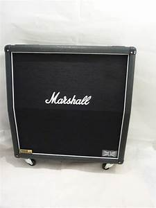 Marshall 4 X 12 1960a Angled Cabinet Empty Cabinet 2