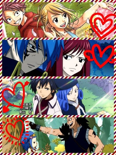 fairy tail couples images fairy tailghcouple wallpaper