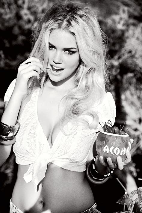 Best Cool Pics Fashion Model Kate Upton Guess Photoshoot
