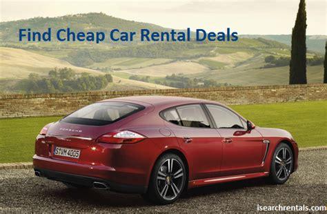 Car Rental Deals - Discount Car Rentals | Car Rentals ...