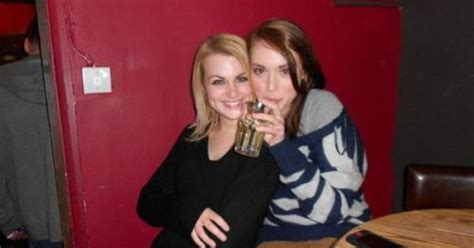 Lesbian Rose And Rosie First Date Photo Real Lesbian