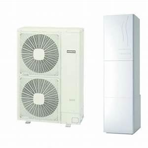 Pac Air Eau : pac air eau split double service tr s haute temp rature ~ Melissatoandfro.com Idées de Décoration