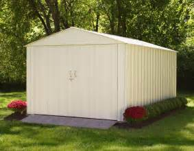 arrow metal sheds gor detail how to build a 20x30 shed