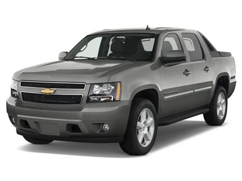 2008 Chevrolet Avalanche Reviews And Rating  Motor Trend