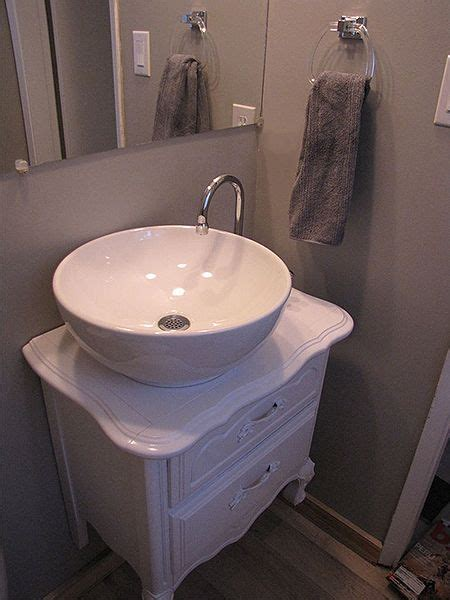 Chest Of Drawers Bathroom by Converting Or Repurposing An Chest Of Drawers Or