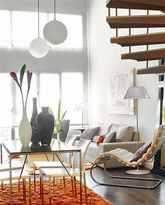 27, Awesome, Loft, Living, Room, Design, Ideas