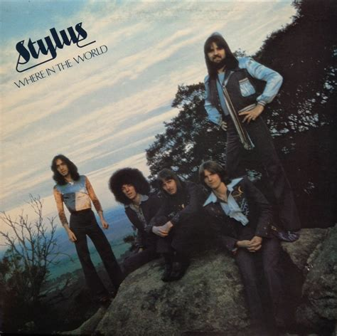 Worlds In Words stylus where in the world atlantic lp vinyl record 中古レコード通販