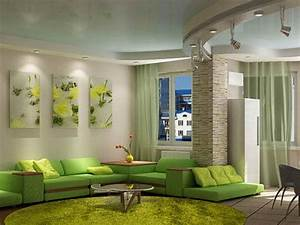Lime Green Living Room Ideas with elegant design : Home ...