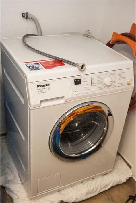 waschmaschine maße miele waschmaschine miele softtronic w3239 w3239wcs frontlader neuwertig in bobingen