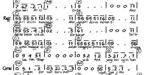 not angka lagu jepang pencarian not angka not angka lagu vierra jadi apa yang kuinginkan vierratale