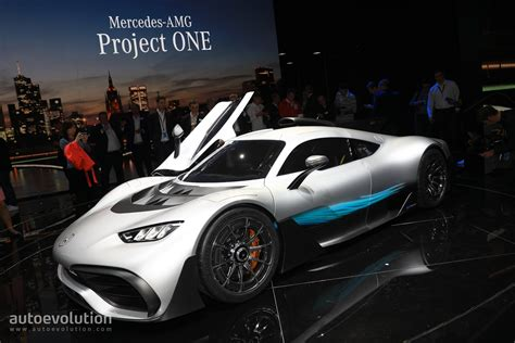 Mercedes-amg Project One Rendered With More Obvious