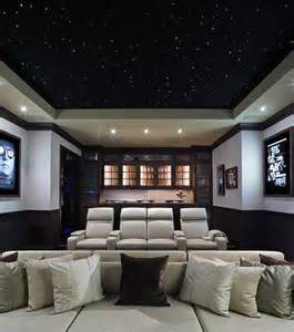 Home Theater Ceiling Design by 80 Home Theater Design Ideas For Men Movie Room Retreats