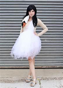 Black Swan Kostüm Selber Machen : la reines blog schwan kost m f r karneval selbermachen ~ Frokenaadalensverden.com Haus und Dekorationen