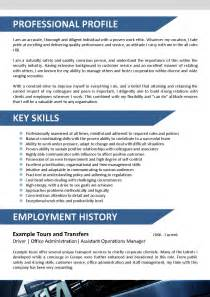 resume format travel travel resume template 090