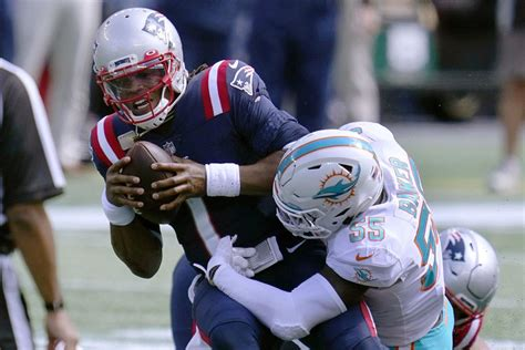 Patriots Take Down Dolphins 21-11 In 2020 Season Debut ...