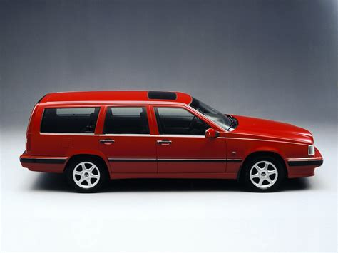Volvo 850 Estate Specs 1993 1994 1995 1996 1997
