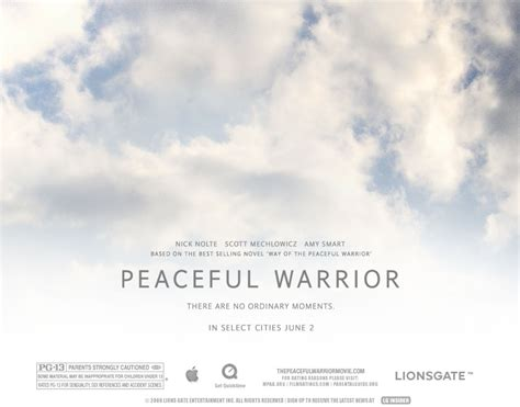 apple trailers peaceful warrior large trailer