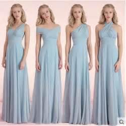 bridesmaid dresses dusty 25 best ideas about blue bridesmaids on blue bridesmaid dresses light blue