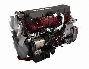 Semi Truck Engines