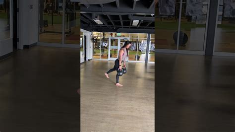 rdl leg single exercise kettlebell