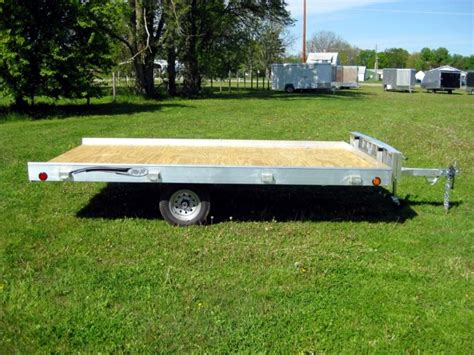 Triton Boats For Sale Near Me by Aluminum Atv Trailers Rnr Trailers