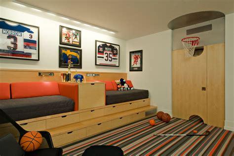 basketball bedroom decor 10 basement basketball court ideas