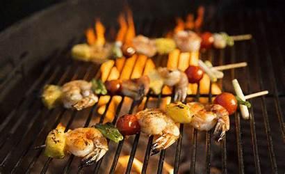 Shrimp Kebab Grill Kg Bag Gifs Kebabs
