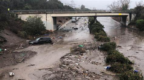 13 Killed In California Mudslide  Financial Tribune