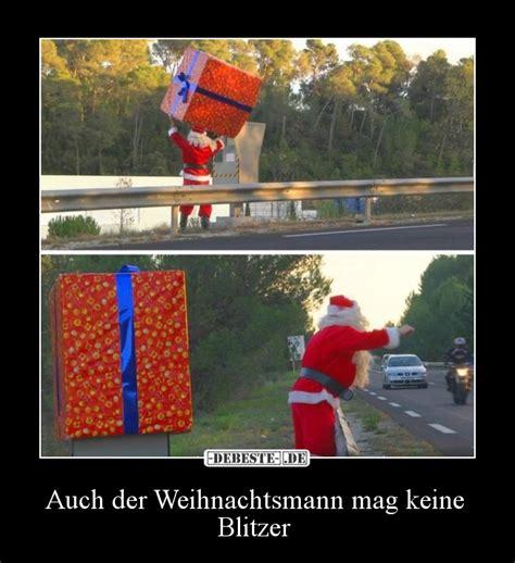 weihnachtsmann lustige bilder auch der weihnachtsmann mag keine blitzer lustige bilder