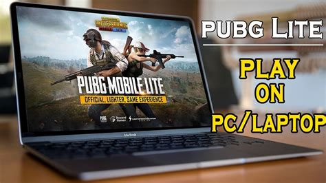 paly pubg mobile lite  pc   emulator youtube