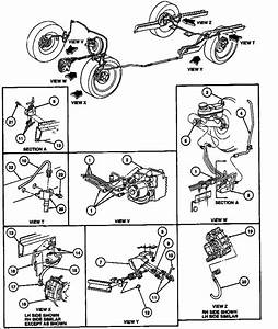 Schematics Of Brake Lines
