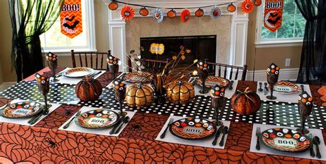 Halloween Decoration Ideas For Setting A Haunted Dining