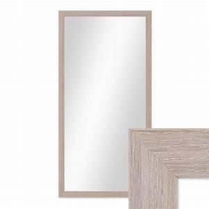 Spiegel Holzrahmen Eiche : wand spiegel 33x63 cm im holzrahmen sonoma eiche hell modern spiegelfl che 30x60 cm spiegel ~ Indierocktalk.com Haus und Dekorationen