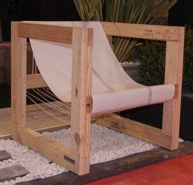fabriquer chaise chaise détente en palette avec des palettes