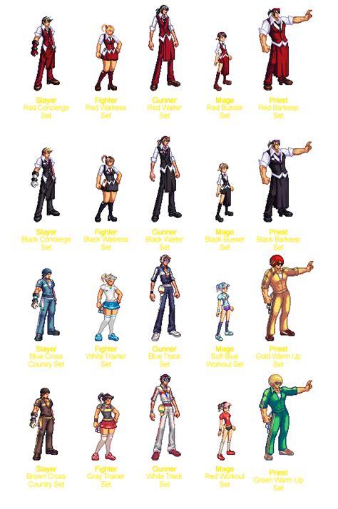 series  avatars dfo world wiki