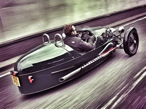 Morgan To Offer The Three-wheeler Through Three Us Dealers