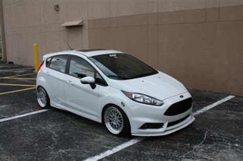 Used Cars For Sale St Fl by Sell Used 2014 Ford St Fully Loaded With