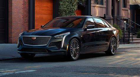 Ct Cadillac Dealers by Cadillac Unveils 550 Hp Ct6 V Sport